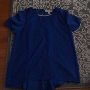 Michael by Michael kors blue shirt